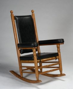 kennedy rocking chair l