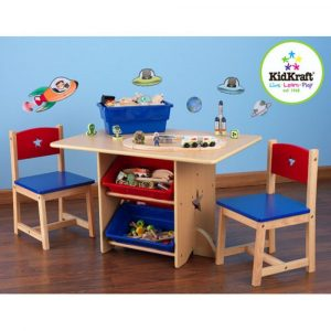 kid play table and chair s l