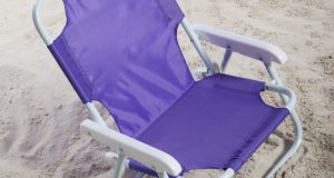 kids beach chair with umbrella options:wcr purple