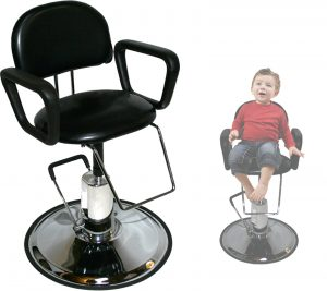 kids salon chair
