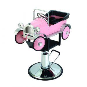kids salon chair salon childens chair pink car lg