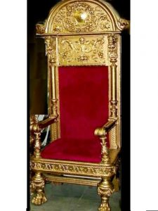 king chair rental