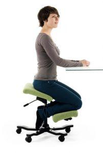 kneeling office chair wing kneeling chair large