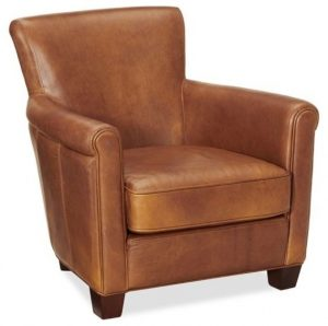 leather arm chair traditional armchairs and accent chairs