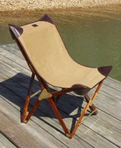 leather safari chair martin chair