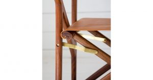 leather safari chair source photo