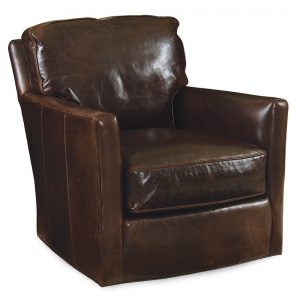leather swivel chair madsen leather swivel chair