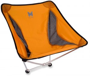 lightweight backpacking chair alite butterfly chair