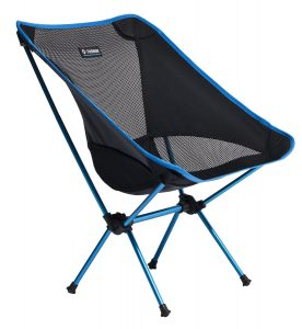 lightweight camping chair helinox chair one camp chair