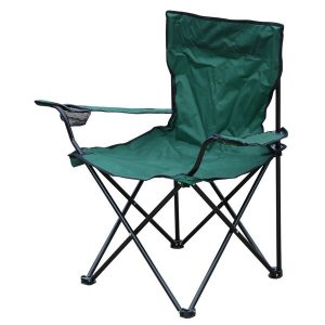 lightweight folding chair green