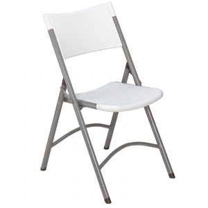 lightweight folding chair blow molded lightweight folding chairs in white