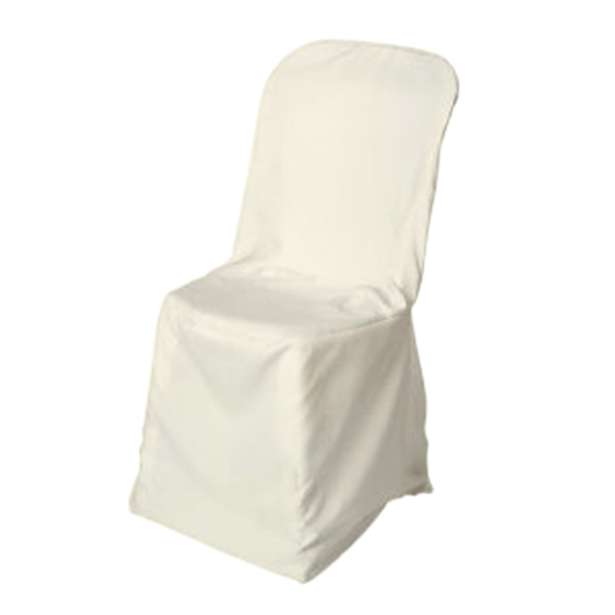 linen chair cover ivory bistro chair cover