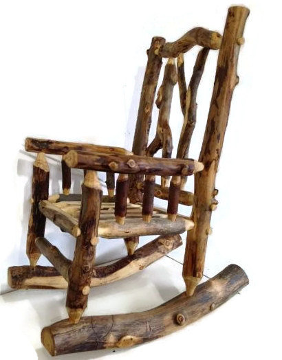 log rocking chair il xn tuto