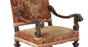 louis xiv chair da