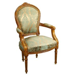 louis xv chair ()