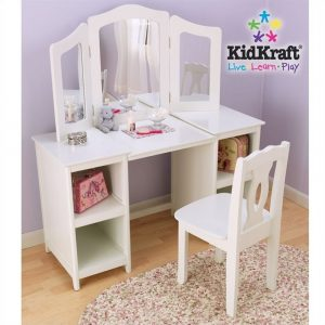 makeup vanity chair l