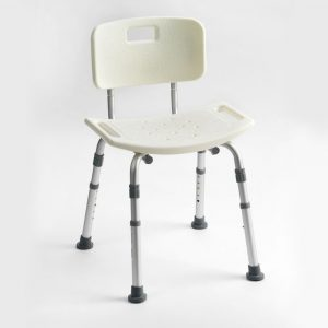 medical shower chair drive medical height adjustable aluminium shower chair p zoom