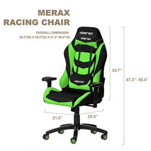 merax racing chair pzqxrul