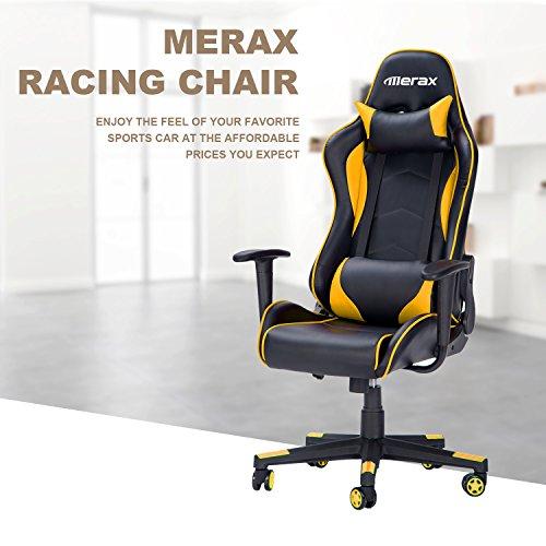 merax racing chair