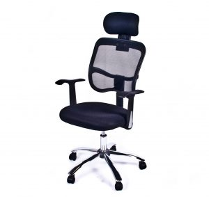 mesh desk chair gtmeshblack