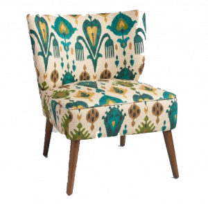 metal accent chair bohemian home decor finds chair