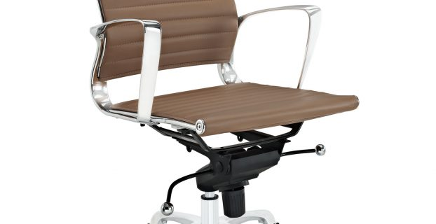 mid back office chair modway tempo mid back office chair in tan