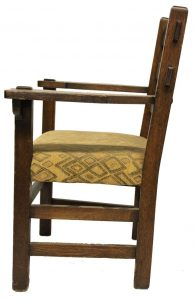mission style chair picture l