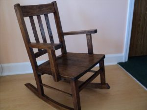 mission style rocking chair il fullxfull s