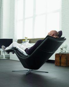 modern recliner chair contemporary black recliner chair