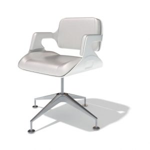modern white office chair modern white office chair d model bfcc c f abad dcdbbea