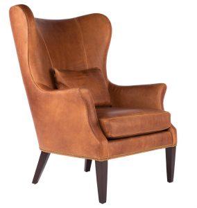 modern wingback chair d d
