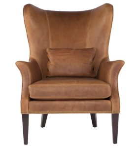 modern wingback chair sized d d l