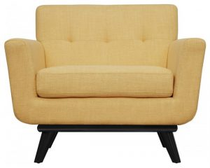 mustard accent chair transitional armchairs and accent chairs