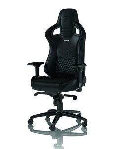 noble gaming chair noble rl black rend