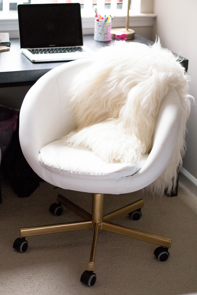 office chair rug