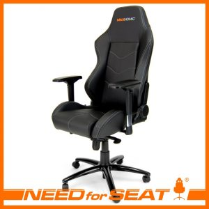 office gaming chair dominator black