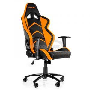 orange gaming chair gckr x