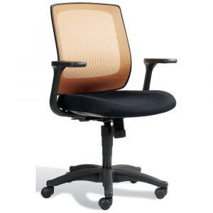 orange office chair jesp x