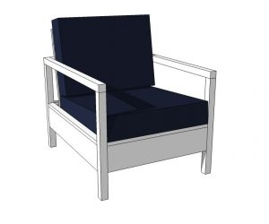 outdoor chair plans outdoor chair plans free