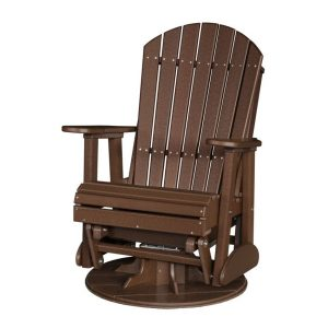 outdoor glider chair poly outdoor foot adirondack swivel porch glider bench chair