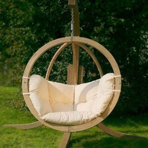 outdoor hanging chair awesome outdoor hanging chairs