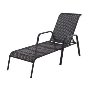 outdoor lounge chair walmart shop garden treasures pelham bay wicker stackable patio chaise patio chaise lounge chairs with wheels outdoor chaise lounge chairs canada