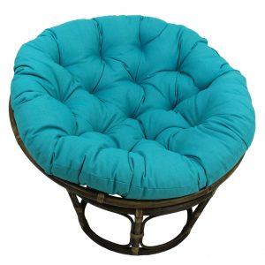 outdoor papasan chair benahid outdoor rattan papasan chair with cushion bngl