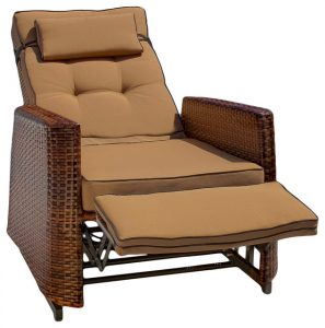 outdoor recliner chair beach style outdoor chairs