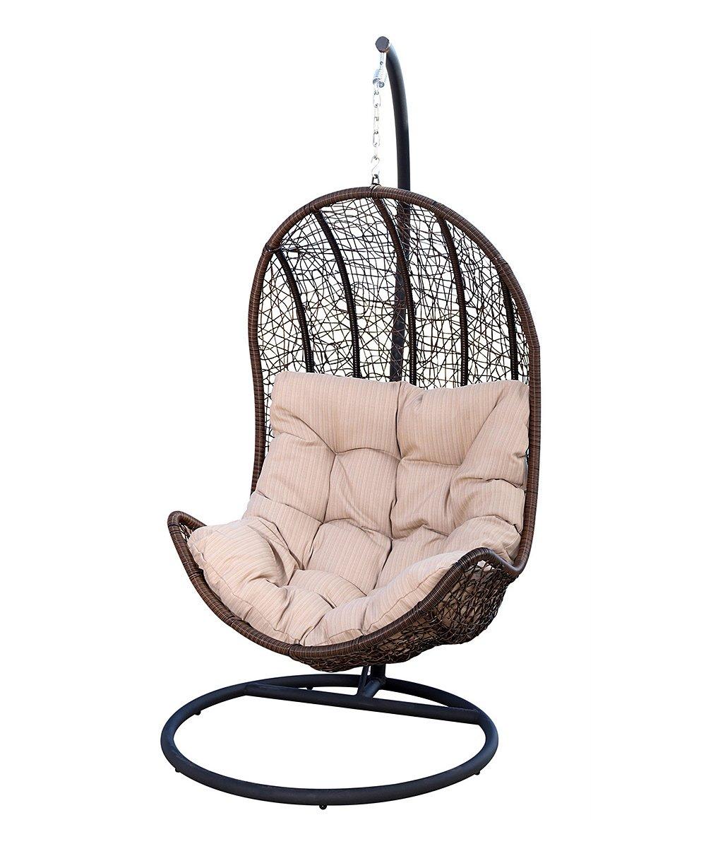 outside swing chair