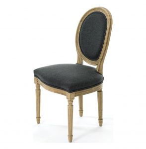 oval back dining chair product