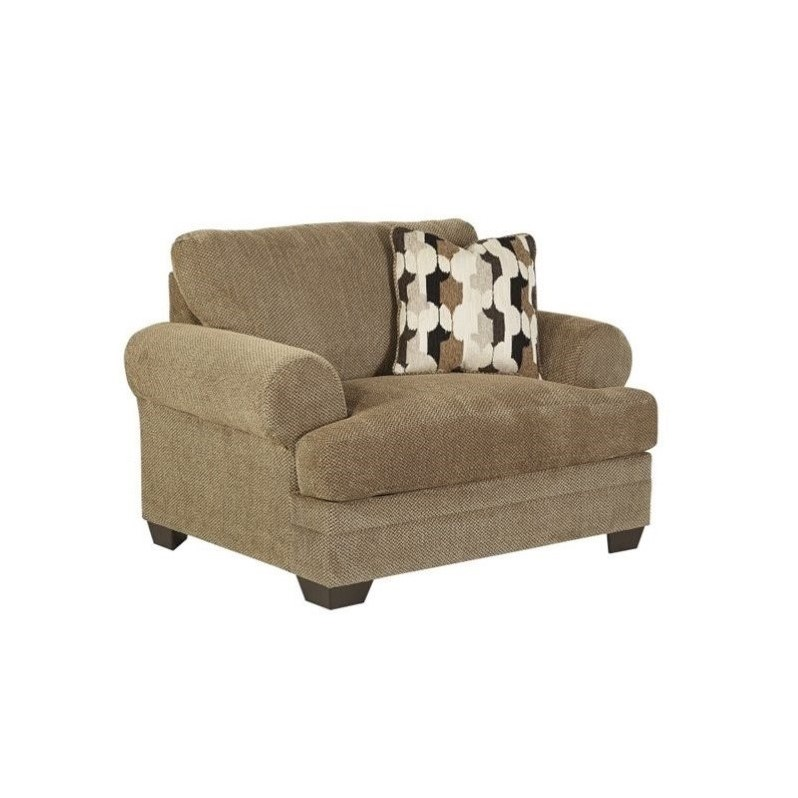 oversized chair and ottoman l