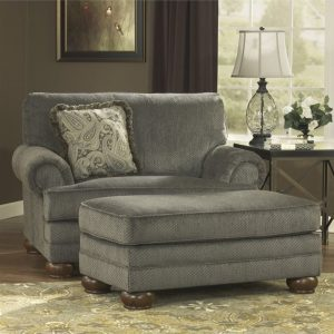 oversized chair with ottoman l