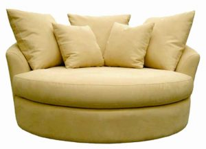 oversized reading chair oversized cream round reading chair