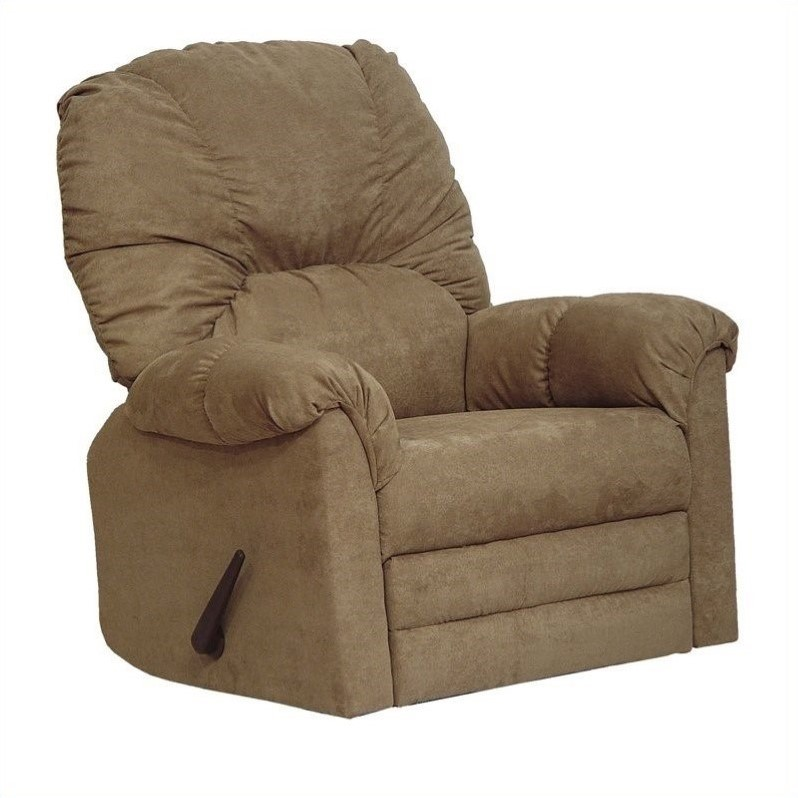 oversized recliner chair